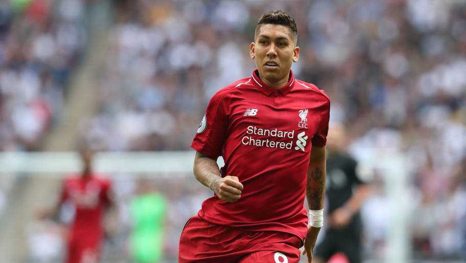 Liverpool's Firmino eye gouged by Tottenham defender Vertonghen