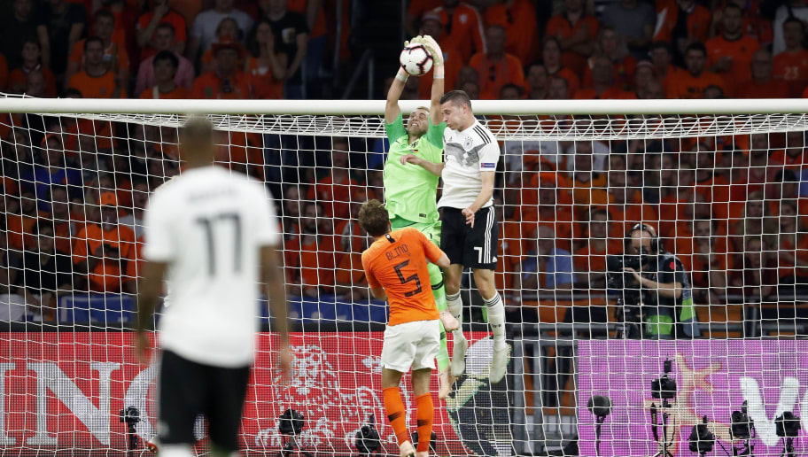 netherlands vs germany - photo #27