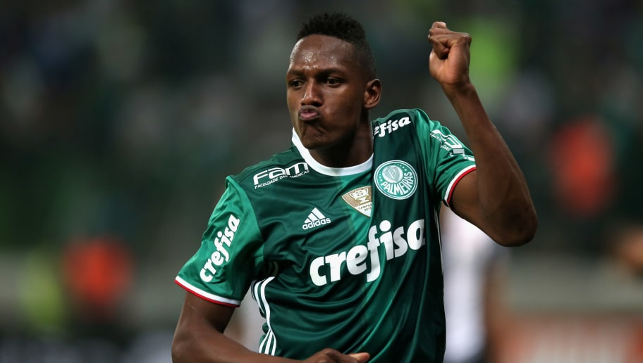 4 things to know about barcelonas latest signing yerry mina 90min 4 things to know about barcelonas latest signing yerry mina stopboris Choice Image