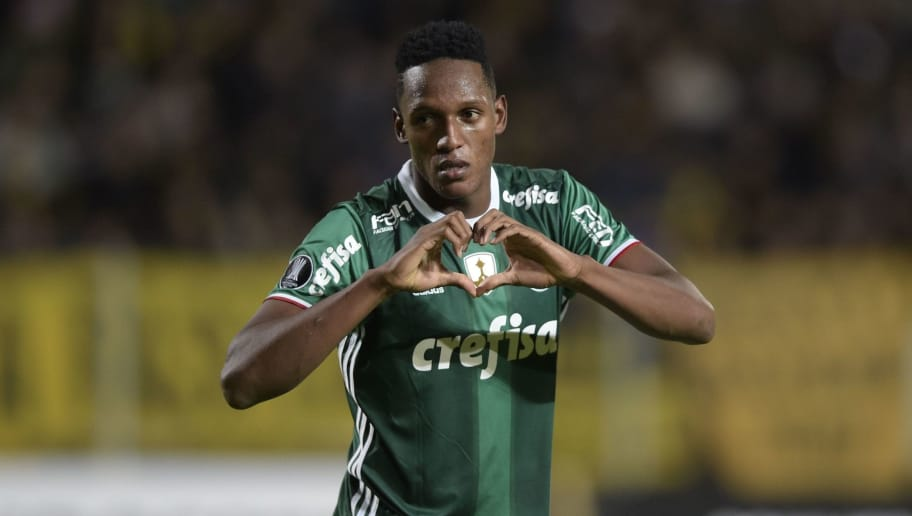 Top target yerry mina could complete 12m barcelona move by monday top target yerry mina stopboris Choice Image