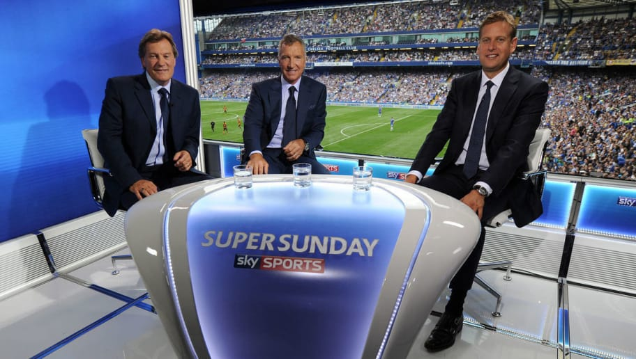 Image Result For Report Claims Furious Graeme Souness Stormed Off Sky Sports Coverage After Being Told To Wrap Up