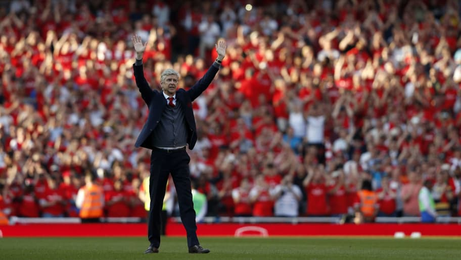 Wenger thiết lập cột mốc 'khủng' sau ngày tri ân ngập tràn bàn thắng trước Burnley