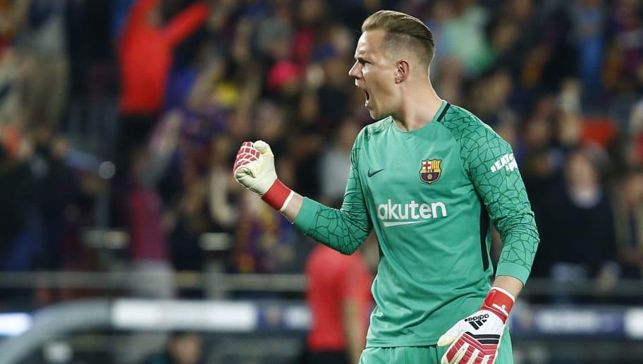 Barcelona y Real Madrid repartieron puntos en un clásico picante