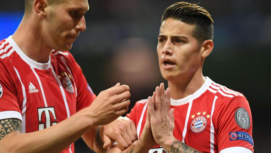 Lần đối đầu đội bóng cũ của James Rodriguez đã không ngọt ngào như cái cách mà Alvaro Morata vượt qua cùng Juventus cách đây 3 năm.