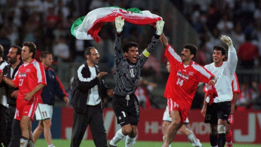 World Cup Countdown: 5 Weeks to Go – USA vs Iran, the Most ...