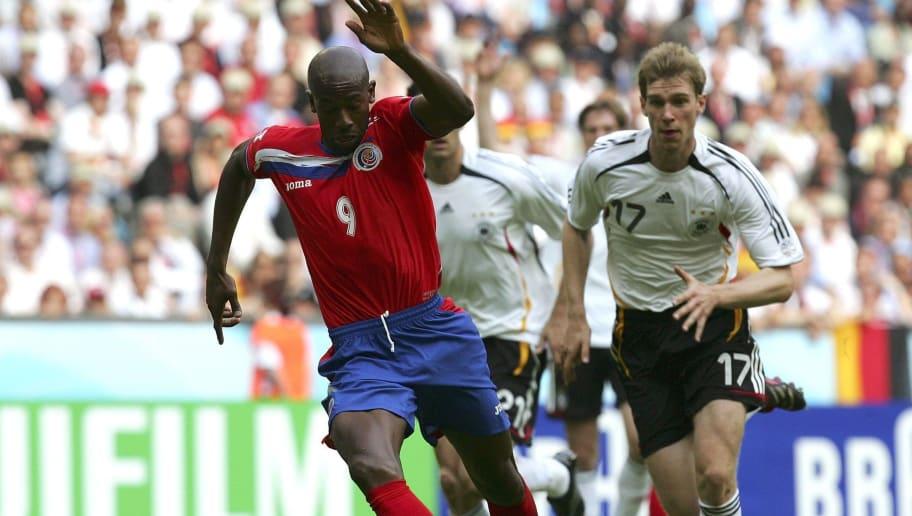 Resultado de imagen para alemania 4 - 2 costa rica 2006