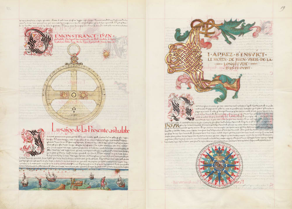 3. Astrolabe, Longitude, and Compass Variation
