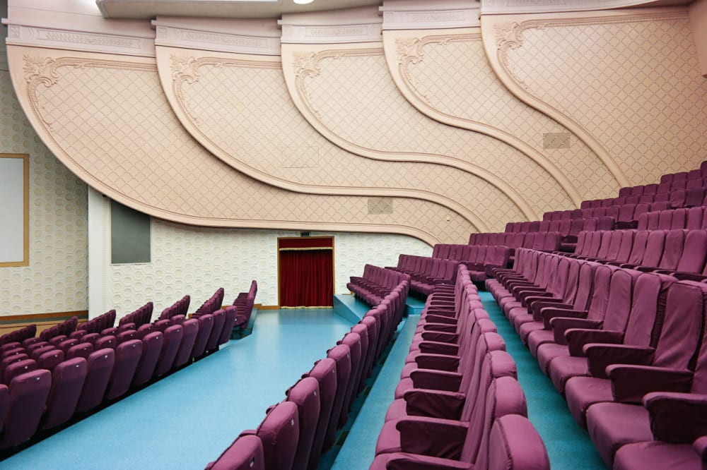 4. The East Pyongyang Grand Theatre