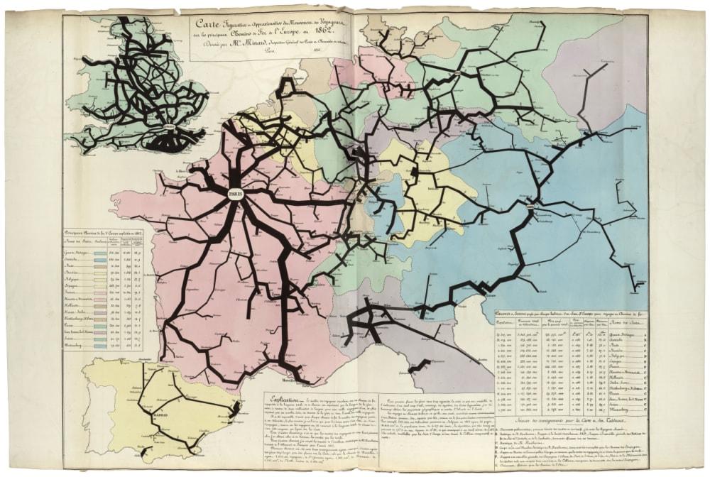 5. European Railroad Travel in 1862