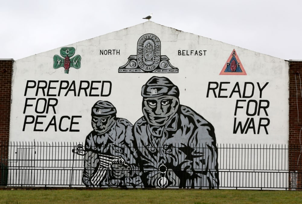 8. DIVISIONS WIDEN ON BLOODY SUNDAY.