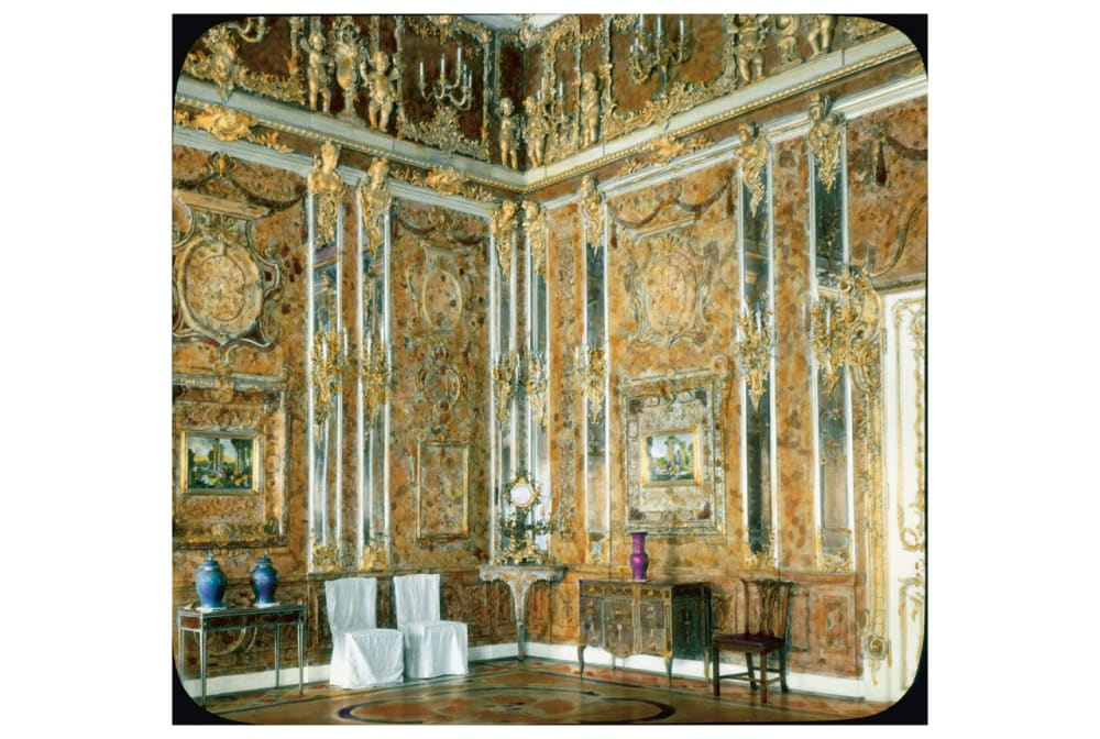 5. THE AMBER ROOM