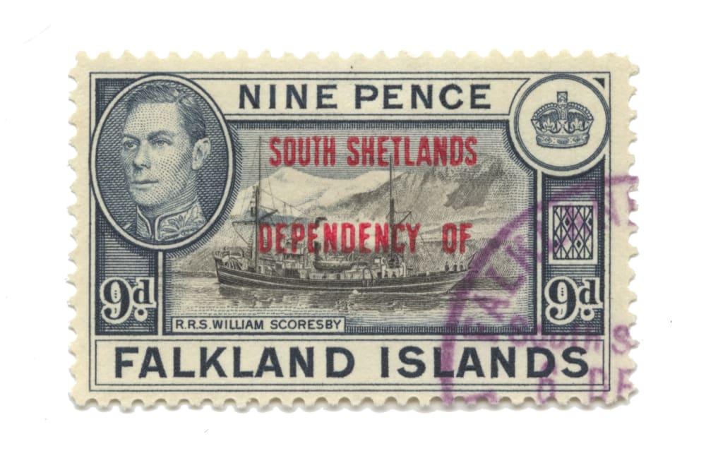 10. THE BRITISH SOUTH SHETLAND ISLANDS