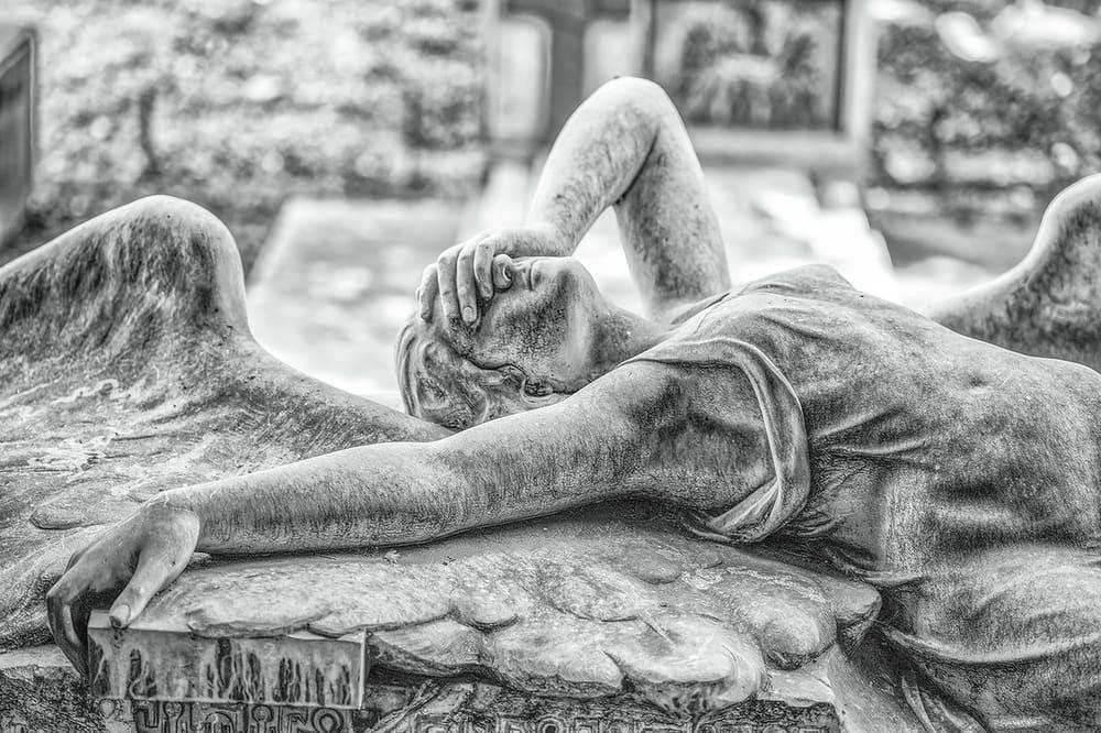 12. CIMITERO MONUMENTALE DI STAGLIENO // GENOA, ITALY