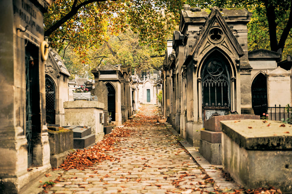 5. PÈRE LACHAISE // PARIS, FRANCE
