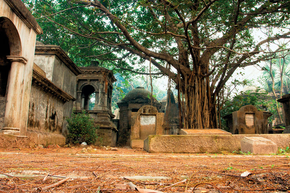 9. SOUTH PARK STREET CEMETERY // KOLKATA, INDIA