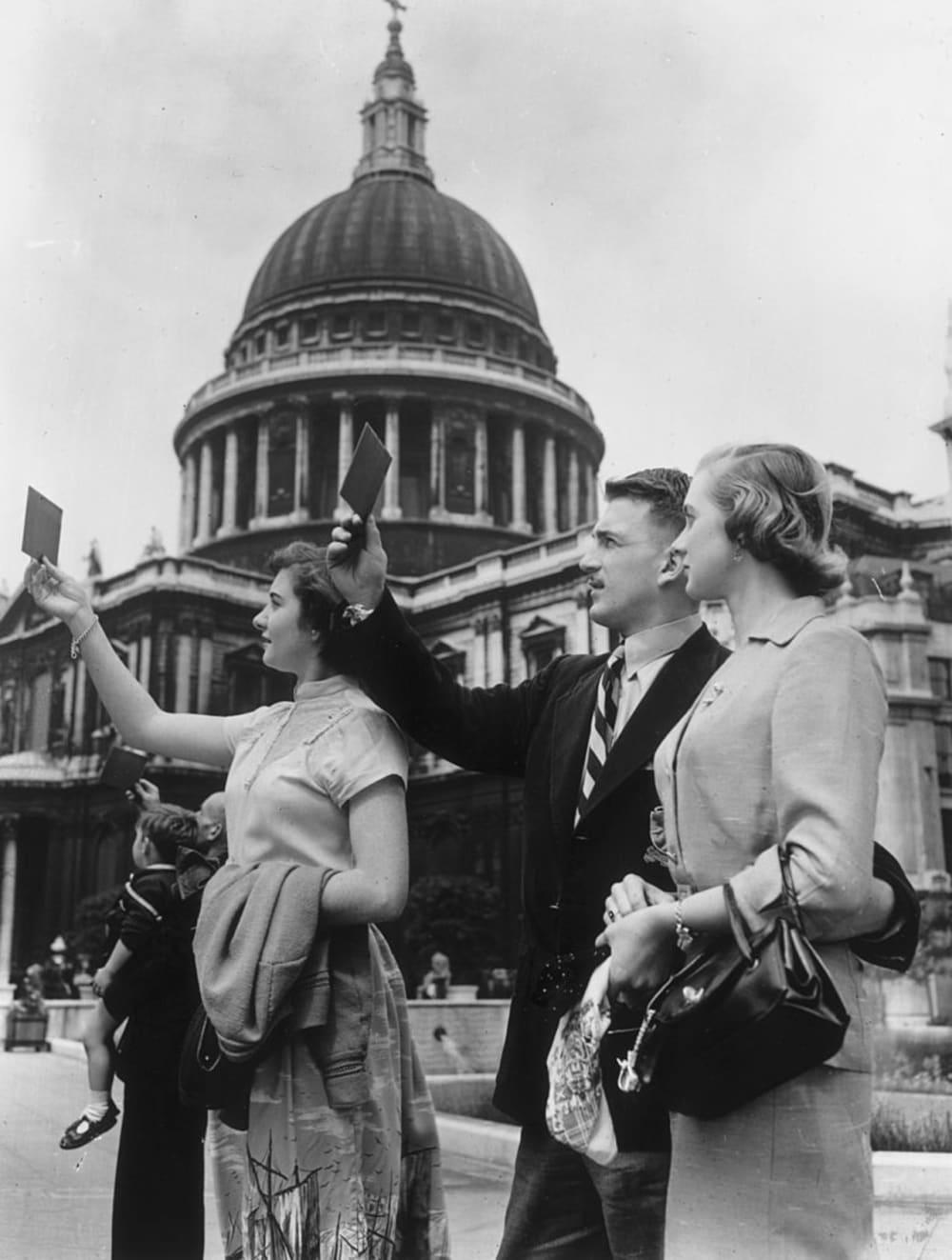 13. LONDON // JUNE 30, 1954