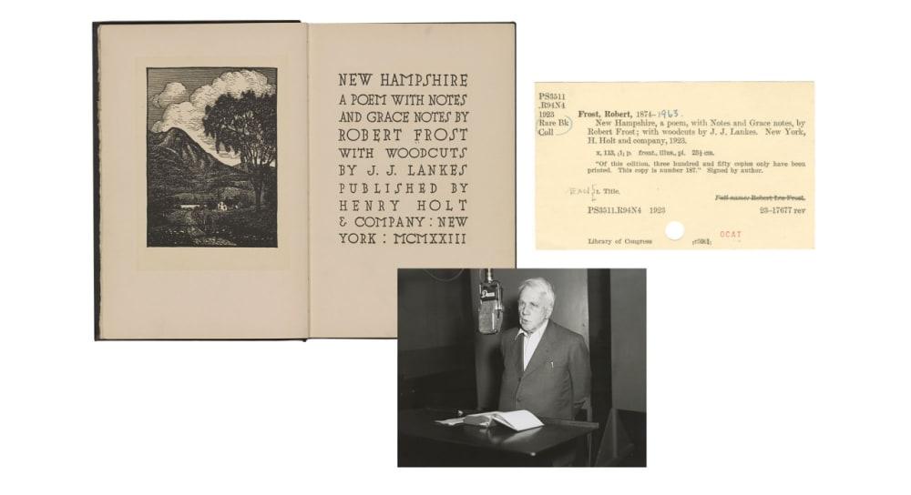 9. <em>NEW HAMPSHIRE</em> (1923) // ROBERT FROST