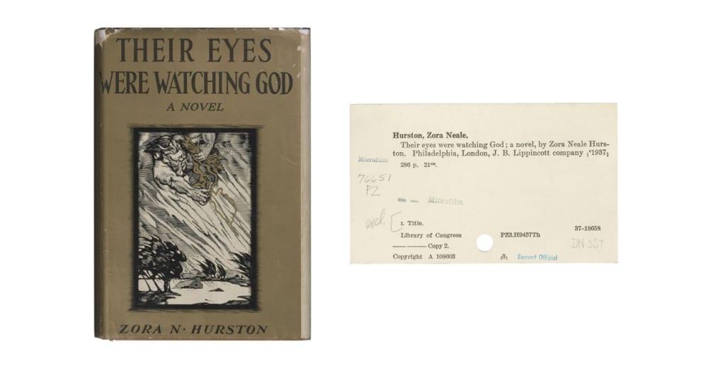 10. <em>THEIR EYES WERE WATCHING GOD</em> (1937) // ZORA NEALE HURSTON