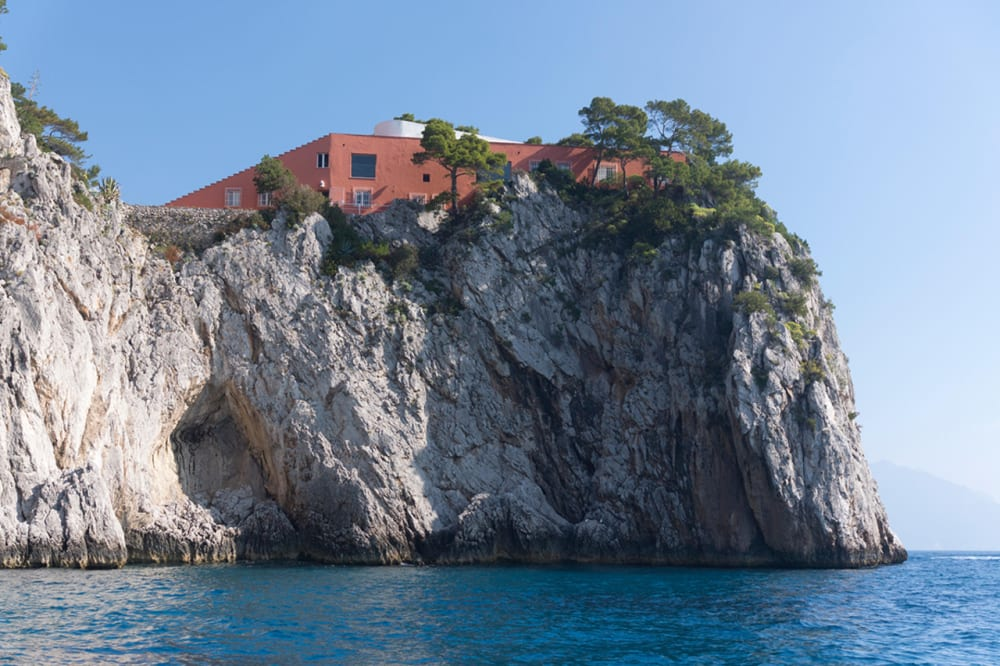 4. CASA MALAPARTE BY ADALBERTO LIBERA AND CURZIO MALAPARTE