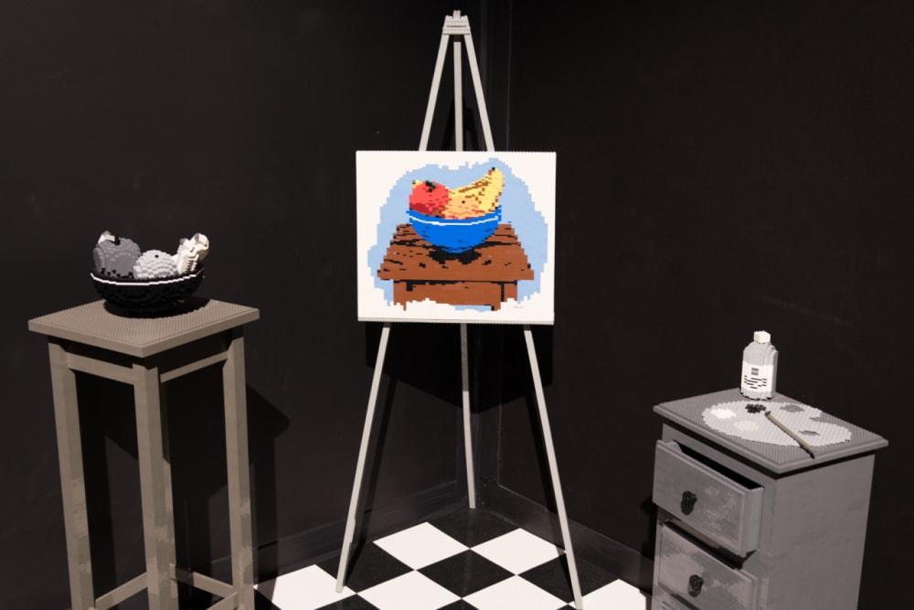 5. ARTIST'S STUDIO
