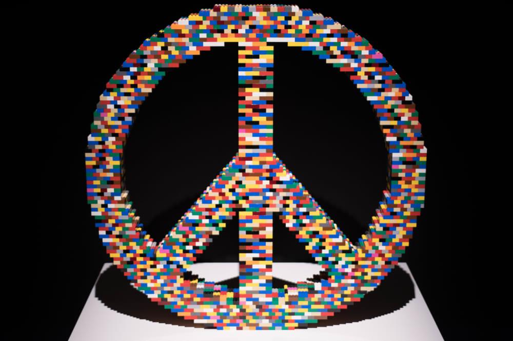 6. PEACE SYMBOL