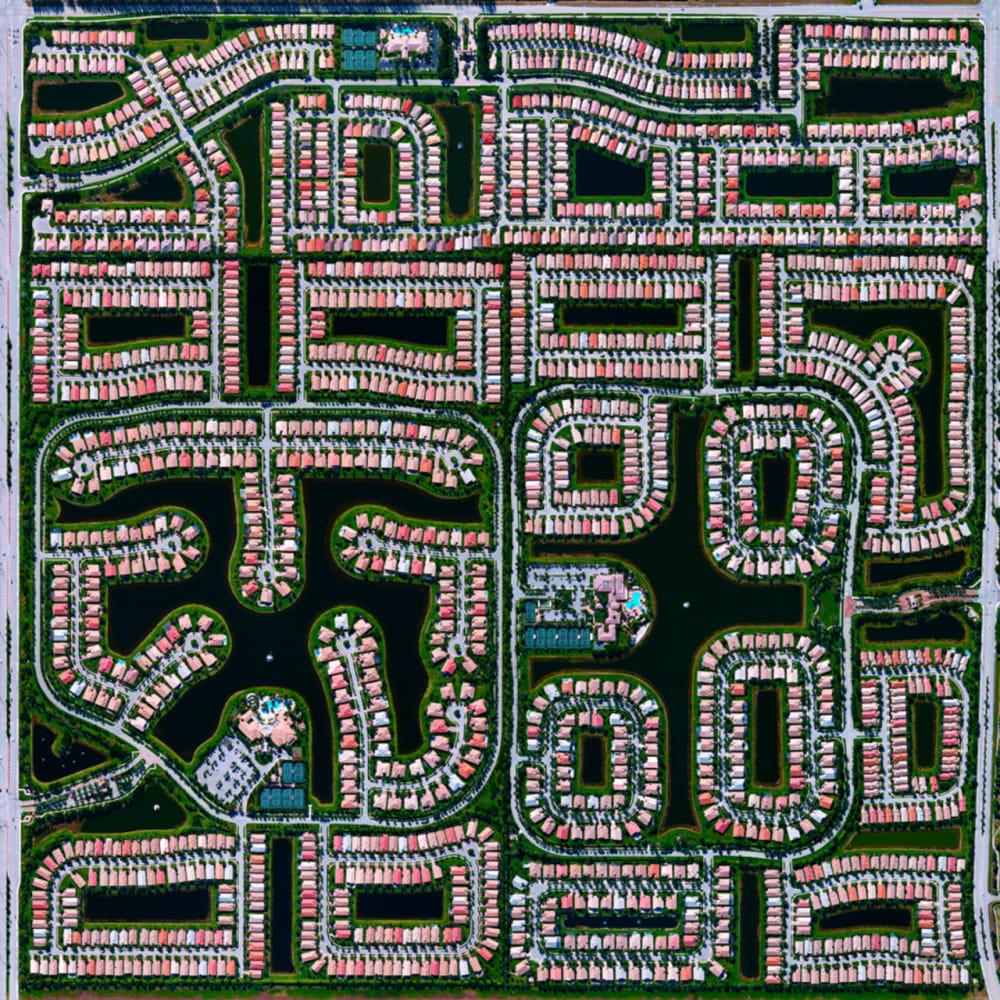 5. DELRAY BEACH, FLORIDA // 26·475547°, –80·156470°