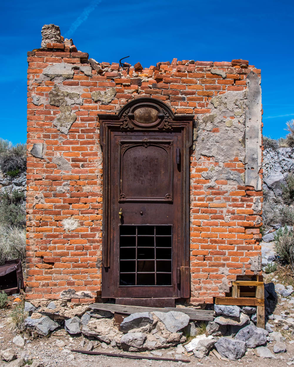 The Bank of Bodie