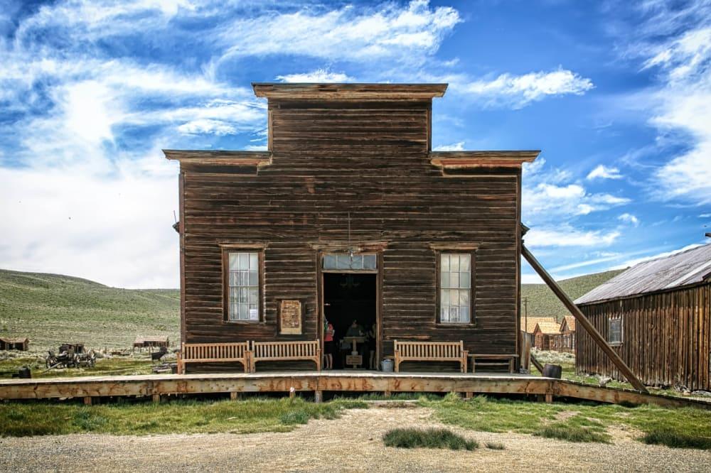 Miner's Union Hall