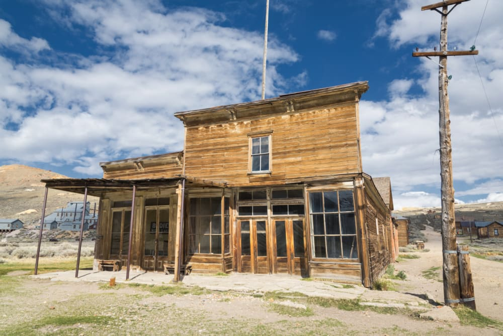 Bodie Store/Wheaton and Hollis Hotel
