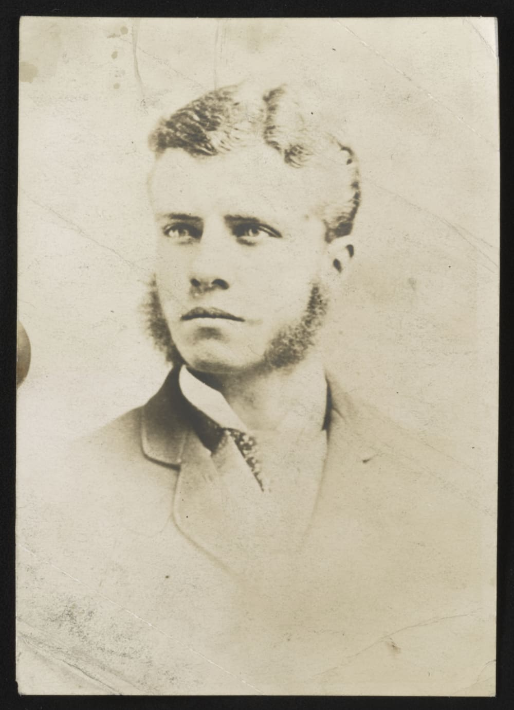 4. Theodore Roosevelt as a Harvard Freshman