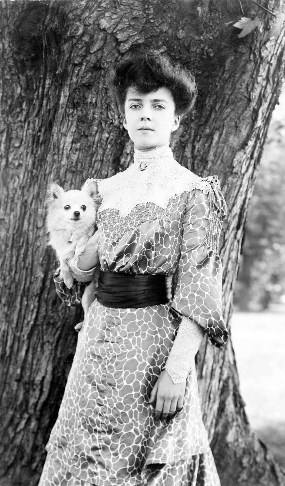 12. Alice Roosevelt in 1902