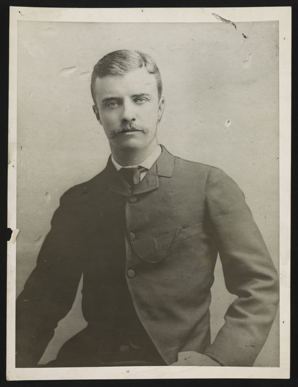 5. Theodore Roosevelt as a Young New York State Assemblyman