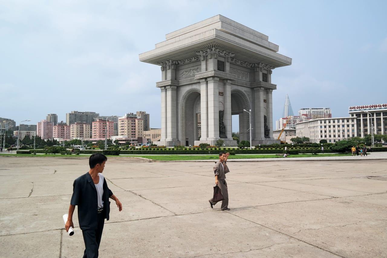 3. The Arch of Triumph