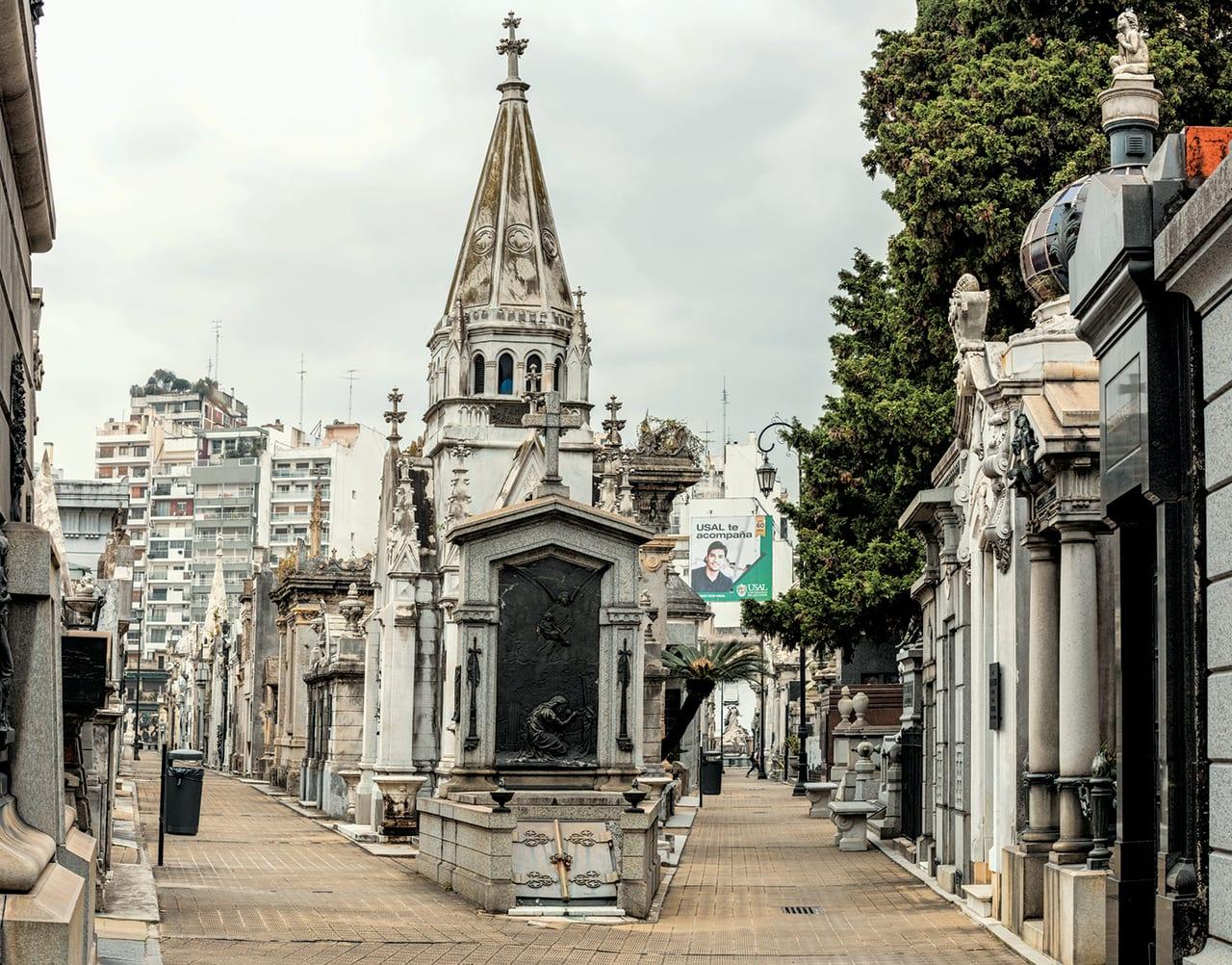 11. CEMENTERIO DE LA RECOLETA // BUENOS AIRES, ARGENTINA