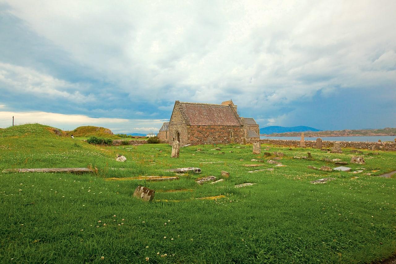 4. REILIG ODHRÁN // ISLE OF IONA, SCOTLAND