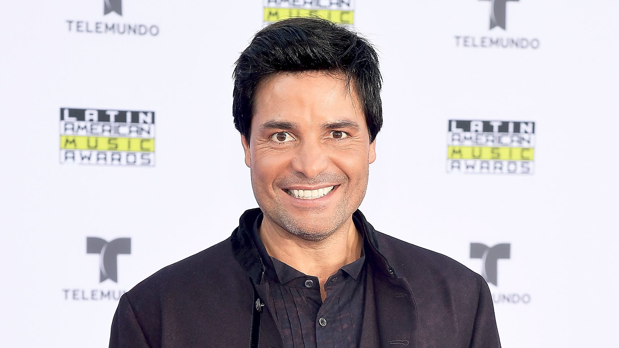 HOLLYWOOD, CA - OCTOBER 26:  Chayanne attends 2017 Latin American Music Awards at Dolby Theatre on October 26, 2017 in Hollywood, California.  (Photo by Matt Winkelmeyer/Getty Images)