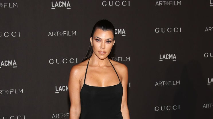 Here's Reportedly Why Younes Bendjima Was Invited to Kourtney Kardashian's Birthday Party