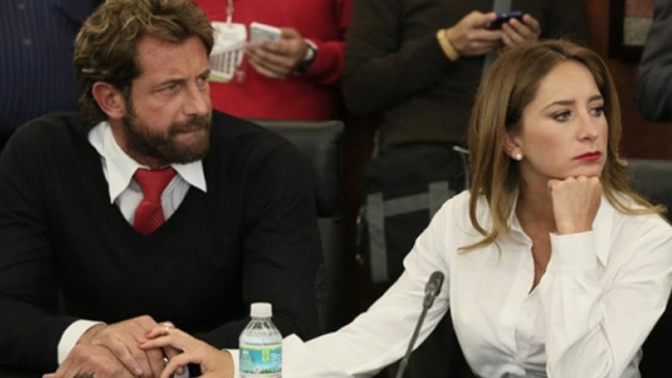Revista afirma que Gabriel Soto habría contagiado enfermedad de transmisión sexual a Geraldine Bazán