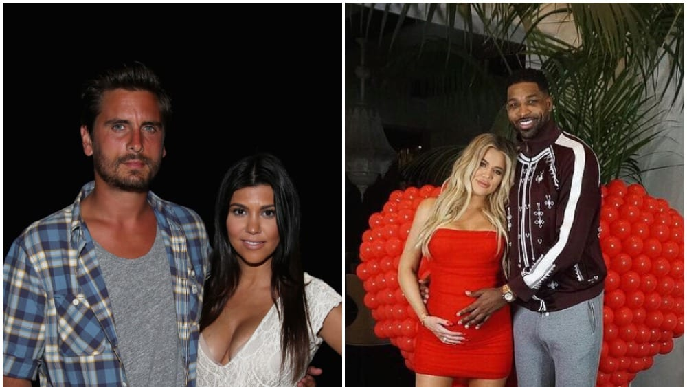 A History of Kardashian-Jenner Cheating Scandals