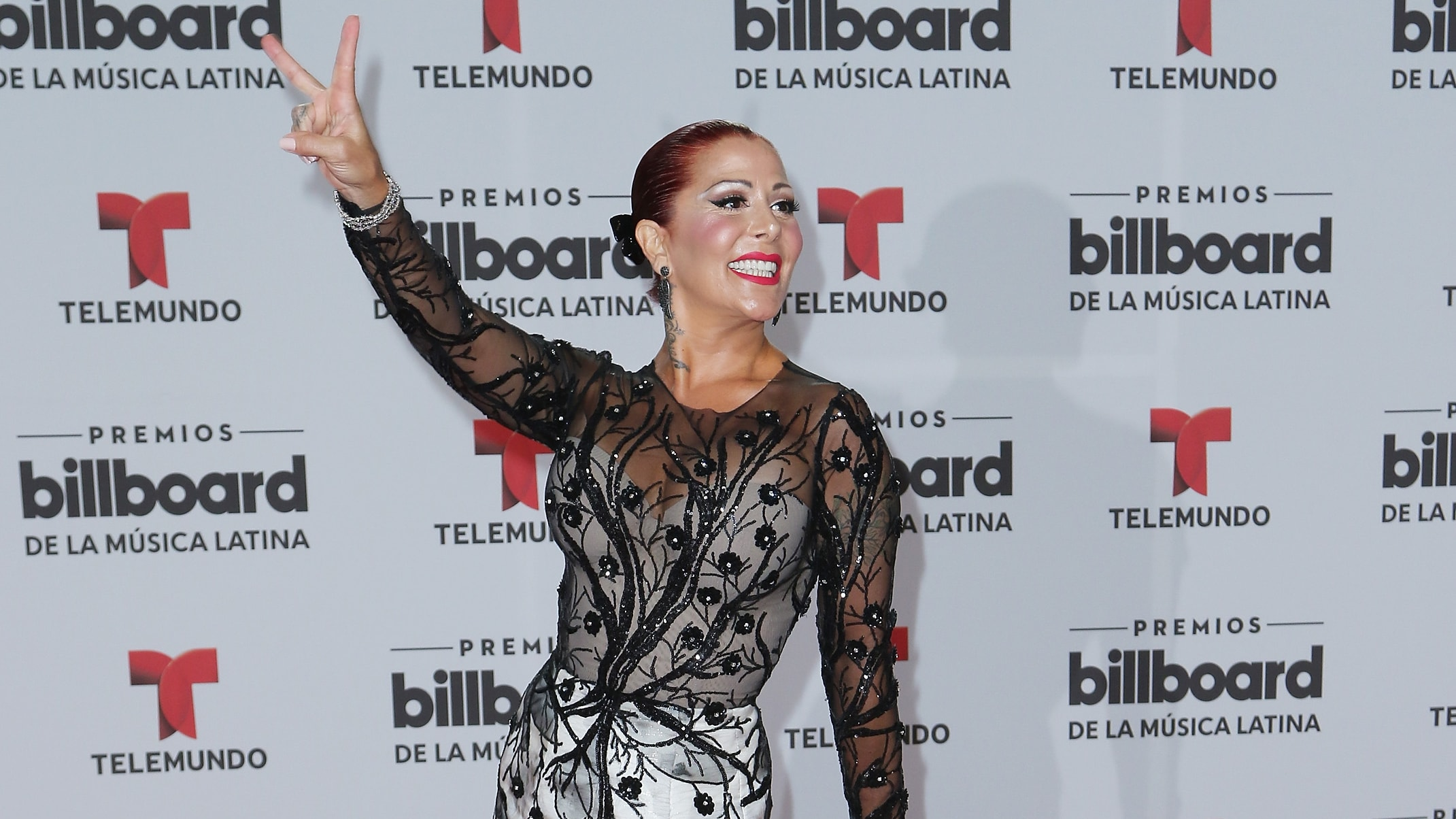MIAMI, FL - APRIL 28:  Alejandra Guzman  attends the Billboard Latin Music Awards at Bank United Center on April 28, 2016 in Miami, Florida.  (Photo by Alexander Tamargo/Getty Images)