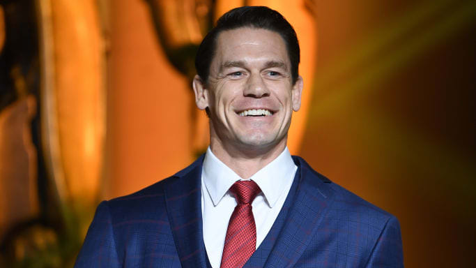 John Cena Reportedly in Talks for James Gunn's 'The Suicide Squad'