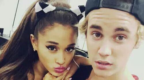 Justin Bieber Sparks Rumors He's Collaborating With Ariana Grande