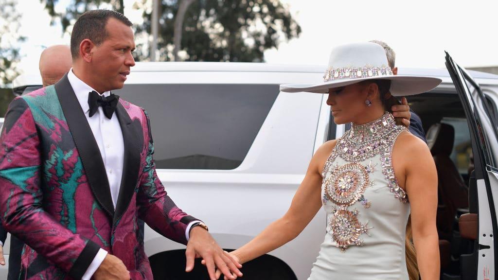 La foto que desmiente los rumores de crisis de la relación entre Jennifer López y Alex Rodríguez