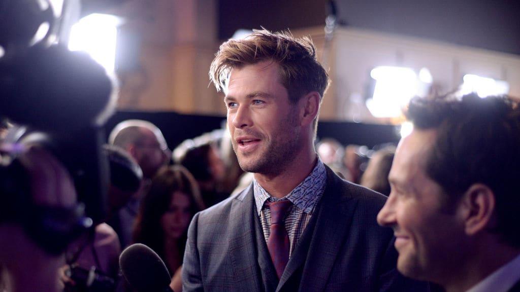 """Chris Hemsworth terminó su contrato con Marvel y se despide de """"Thor"""""""