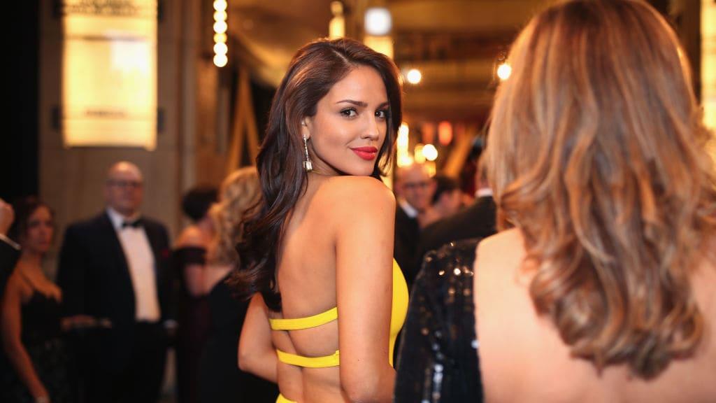 Eiza González tuvo incómodo encuentro con su ex Josh Duhamel en un evento en Beverly Hills