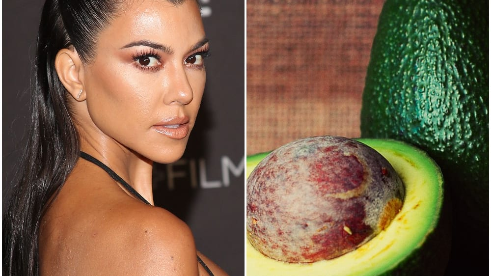 Kourtney Kardashian's Avocado Smoothie Recipe Now Available on New Website Poosh