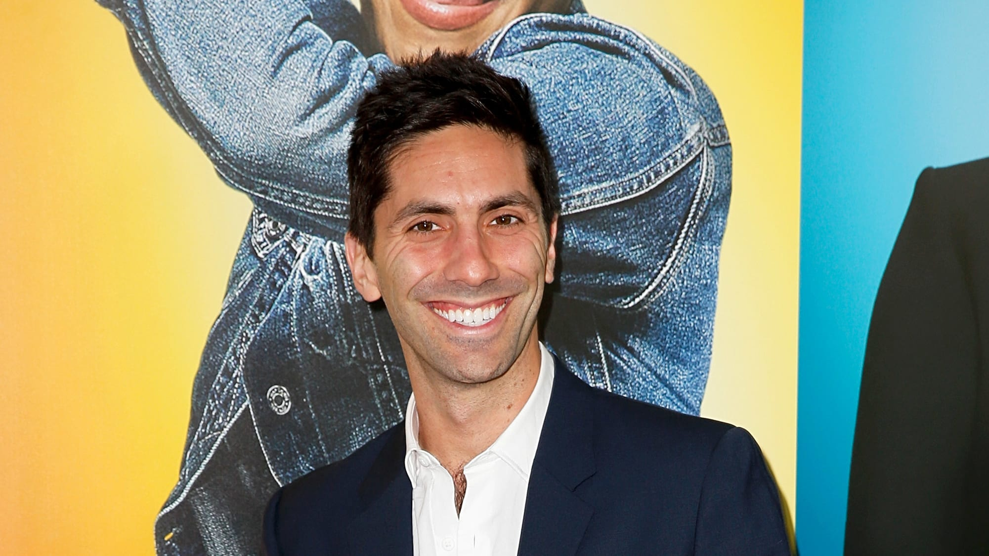 NEW YORK, NY - OCTOBER 28: Nev Schulman attends 'Nobody's Fool' New York Premiere at AMC Lincoln Square Theater on October 28, 2018 in New York City.  (Photo by Dominik Bindl/Getty Images)
