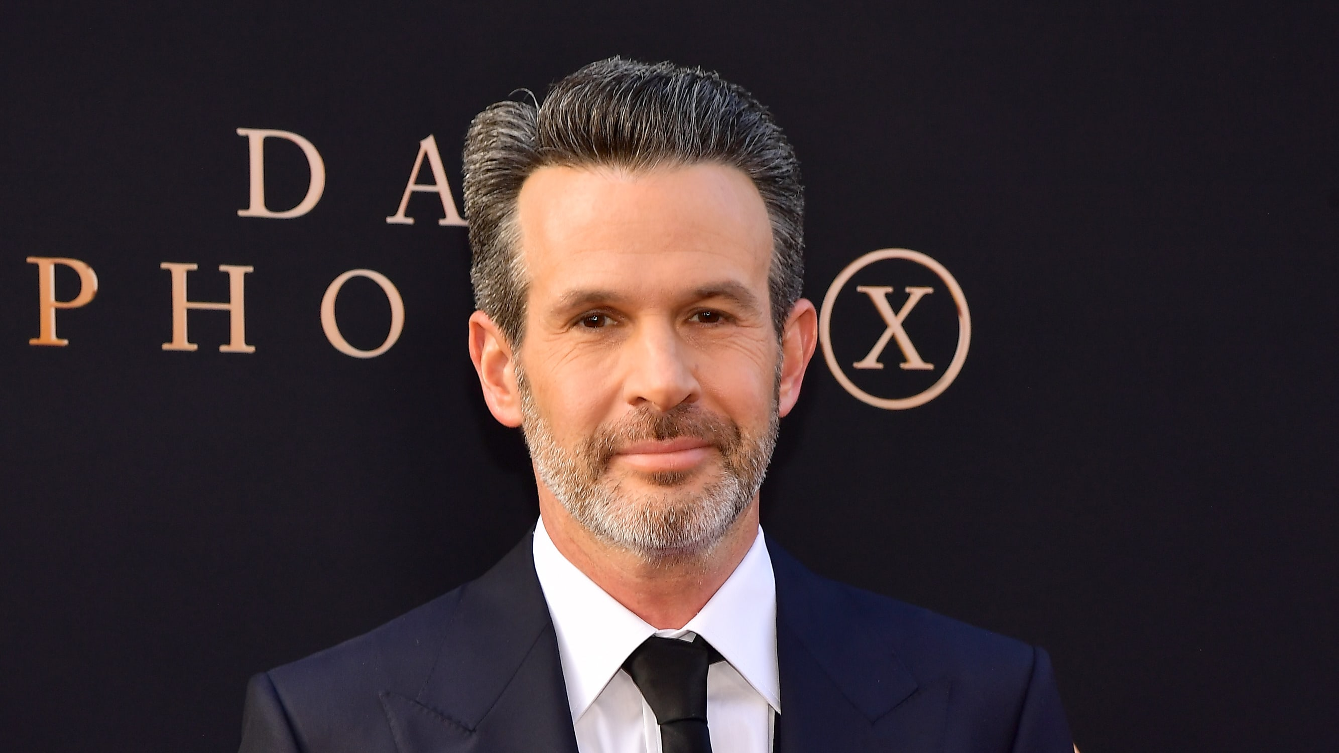 """HOLLYWOOD, CALIFORNIA - JUNE 04: Simon Kinberg attends the premiere of 20th Century Fox's """"Dark Phoenix"""" at TCL Chinese Theatre on June 04, 2019 in Hollywood, California. (Photo by Matt Winkelmeyer/Getty Images)"""