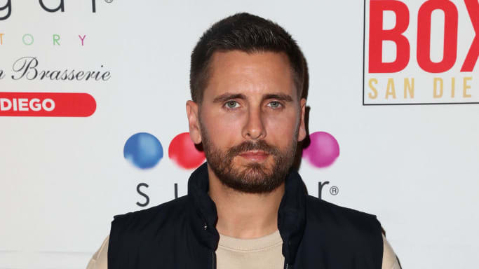Scott Disick is Being Dragged for Promoting Weight Loss Products on Instagram