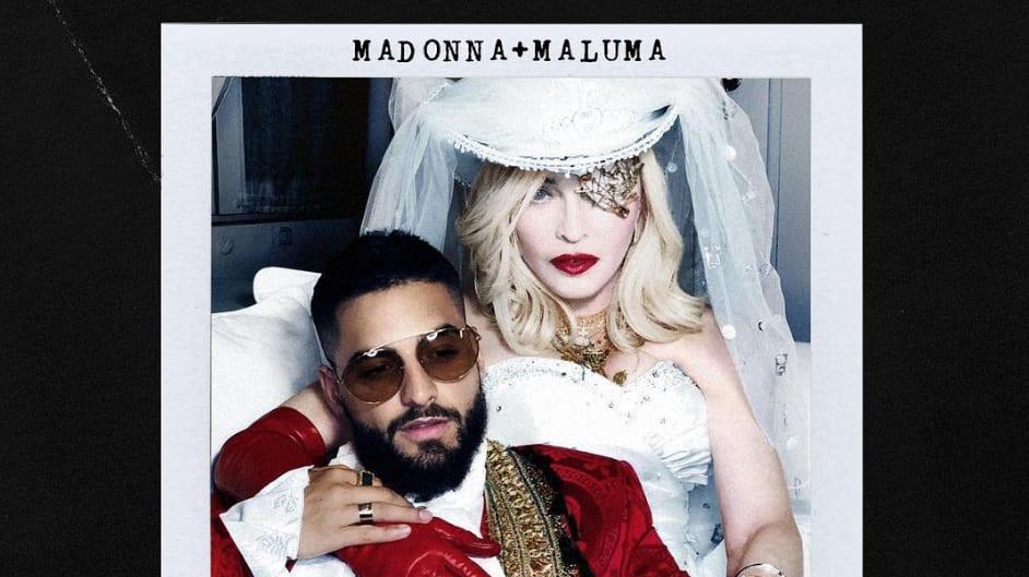 Madonna y Maluma tienen todo listo para el lanzamiento del tema Medellín
